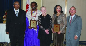 Humanitarians Celebrated For Supporting Haiti