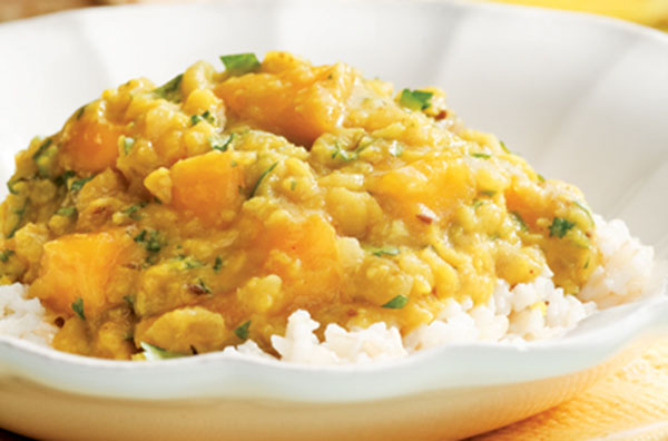 Indian Mango Dal