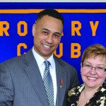 On The Move: Black President Moves Pickering's Rotary Club Towards Greater Diversity In Membership