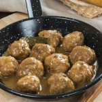 Northern Indian Lamb Meatballs
