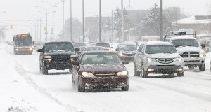 Top Tips For Winter Driving