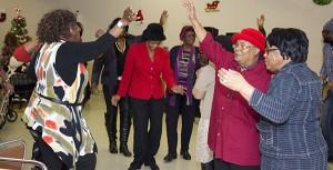 Community Agencies Bring Holiday Cheer To Clients