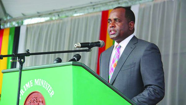 Dominica PM, Roosevelt Skerrit, Wins Third Consecutive Term In Office