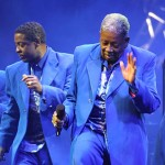 Remembering The Manhattans' Sonny Bivins And Blue Lovett
