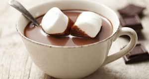 Double-Chocolate Hot Chocolate