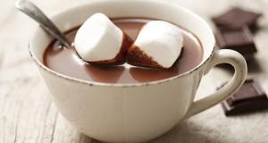 Double-Chocolate Hot Chocolate