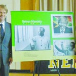 Canada Post Unveils New Nelson Mandela Stamp
