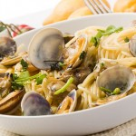 Spaghetti with Clams and Garlic