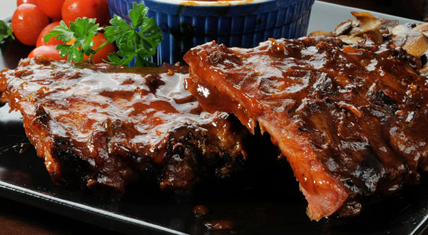 """St. Louis-Style"" Baby-Back Ribs"
