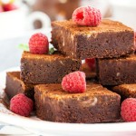 Chocolate-Ginger Brownies