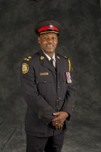 Deputy Chief Mark Saunders -- Law