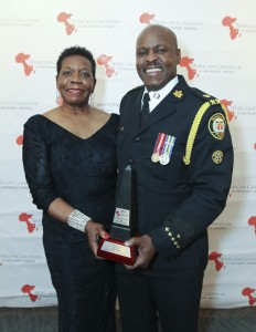 Mark Saunders & Delores Lawrence