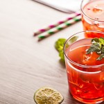 Valentine's Day Recipe: Pomegranate-Champagne Punch