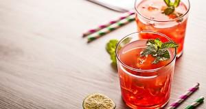Valentine's Day Recipe: Pomegranate-Champagne Punch