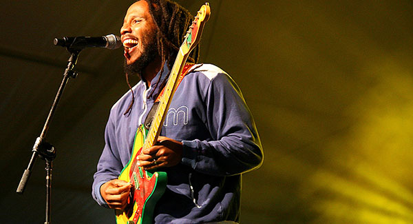 Ziggy Marley Wins Grammy Award
