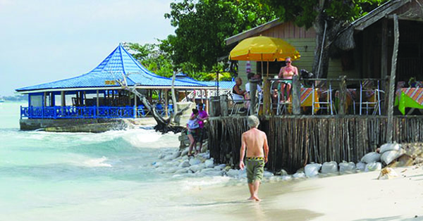 Row Erupts Over Jamaica's Bid To Slow Beach Erosion In Negril