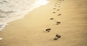 How To Leave Your Footprints In The Sand: What Legacy Are You Leaving Behind?