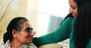 Looking After Loved Ones Rewarding – And Challenging