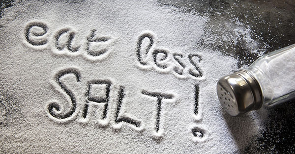 HEALTHY REASONING: Too Much Salt Is Still Bad For You