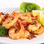 Szechwan Shrimp