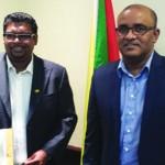 "Jagdeo Tells Guyanese Expatriates In Toronto Nagamootoo Is A ""Megalomaniac"""
