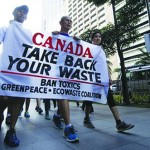 Canada's Waste Still Rotting In A Philippine Port