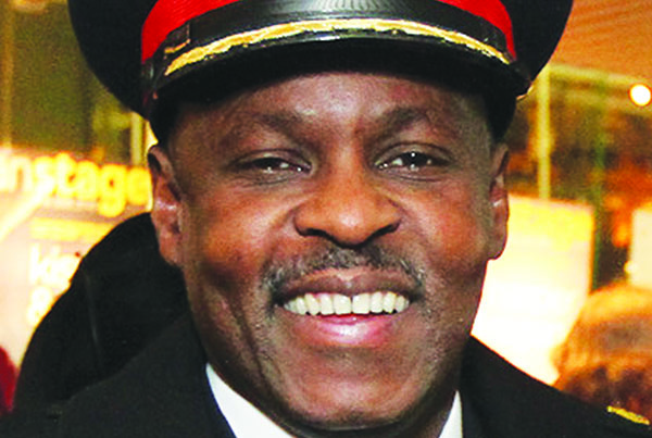 Toronto Has Its First Black Police Chief