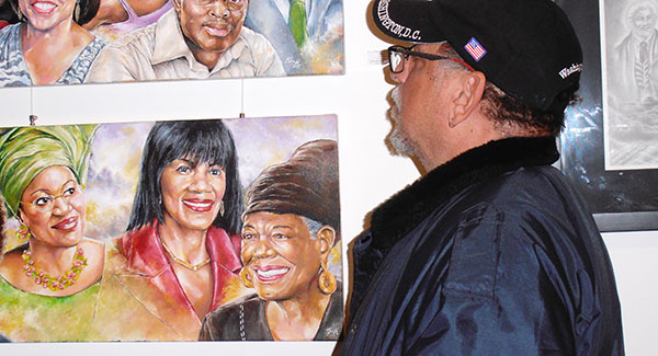 'Diverse Exhibition' Of Caribbean-Canadian Artists Lauded
