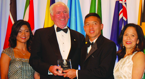 First G. Raymond Chang Award Presented At UWI Gala