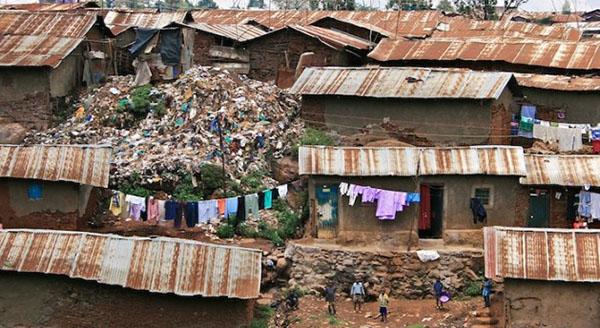 Slum-Dwelling Still A Continental Trend In Africa