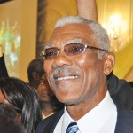 David Granger Sworn In As President Of Guyana