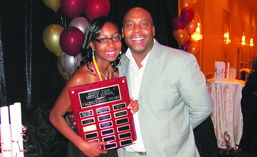 Jay Martin And His Daughter, Jalesa, Talk About Her Bout With Lupus And Raising Funds For The Disease