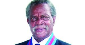 Designer Of St. Lucia National Flag, Renowned Artist Sir Dunstan St. Omer, Dies