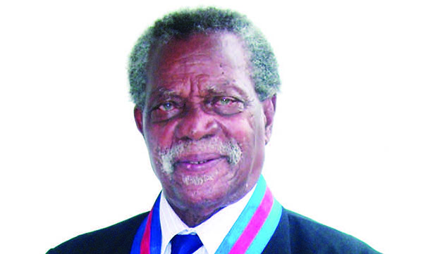 Designer Of St. Lucia National Flag, Renowned Artist Sir Dunstan St. Omer, Dies