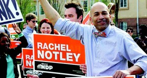 """African Canadian Part Of NDP's """"Historic"""" Win In Alberta Election"""