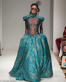 Designer, Delia Alleyne