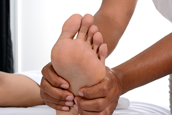 HEALTHY REASONING:  Proper Foot Care Is Crucial For Diabetics