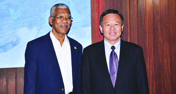 China Wants Continued Good Relations With Guyana