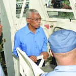 Securing Guyana's Territorial Integrity And Curbing Maritime Crimes Are Priorities, President Granger Assures Coast Guard Officers