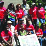 Spirit Of Mandela Celebrated With Defiance