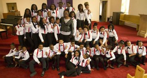 The Toronto Children's Concert Choir and Performing Arts Company Getting Ready To Amaze