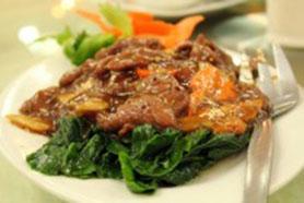 Heritage beef stew
