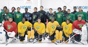 JAMAICA ON ICE: Hockey Team Has Winter Olympic Aspirations