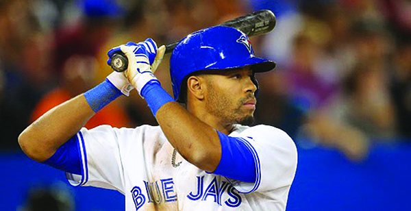 Blue Jays Bring Back Canadian Dalton Pompey For Post-Season Depth