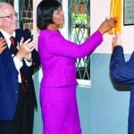 Jamaica PM Officially Opens The Fidel Castro Campus Of The Anchovy High School