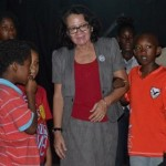 Guyana's First Lady Asserts Significance Of Country's Arts And Theatre