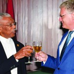 EU To Assist Guyana In Strengthening Local Justice Sector