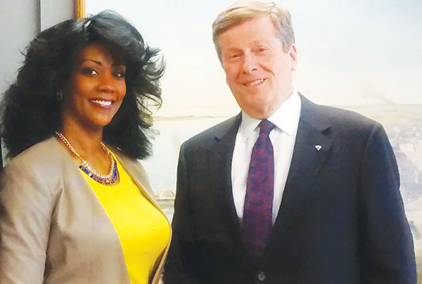 Gwyneth Matthew-Chapman, Toronto Mayor's New Advisor, Ready To Bring About Changes For Youth