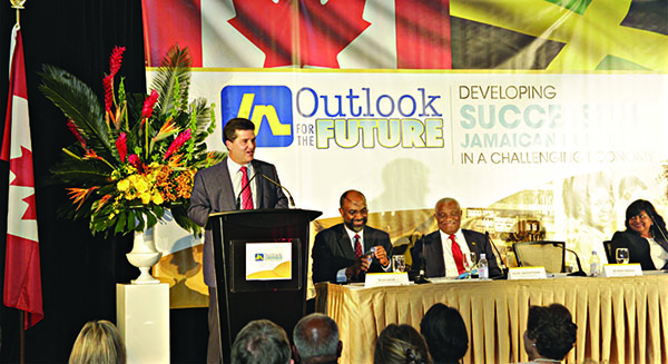 Diaspora In Toronto Told That Jamaica Is Open For Business