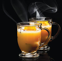 Mugs of mulled cider. Photo: © Can Stock Photo Inc.